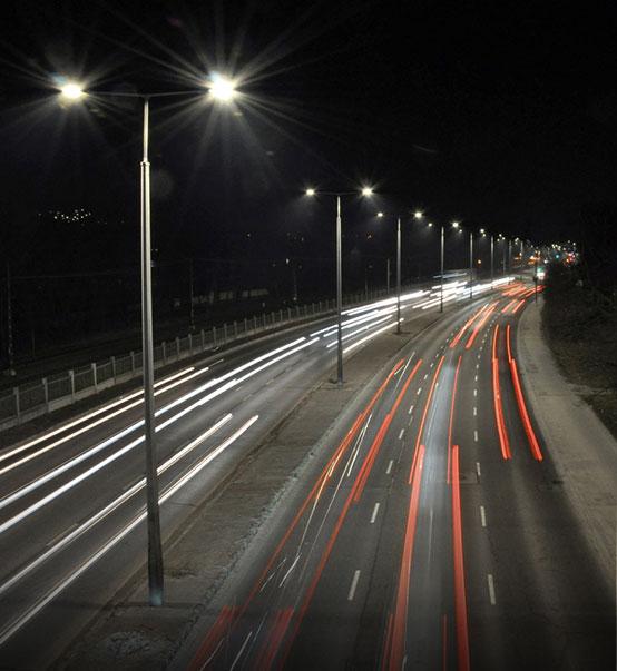 2000PCS HI-SLIM LED STREET LIGHT