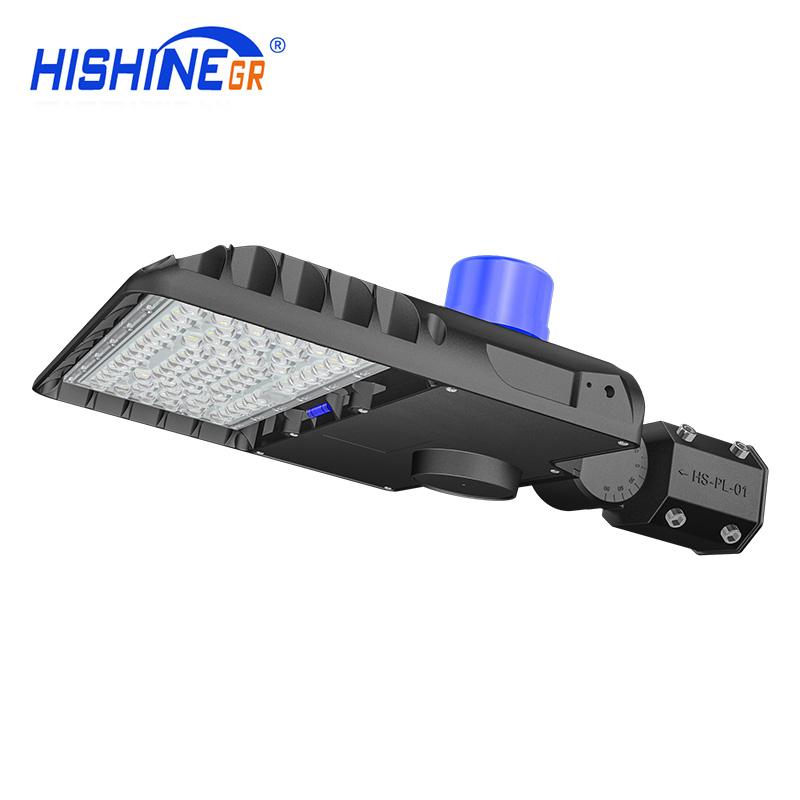 Hi-Sun Led parking lot light 75W 100W 150W