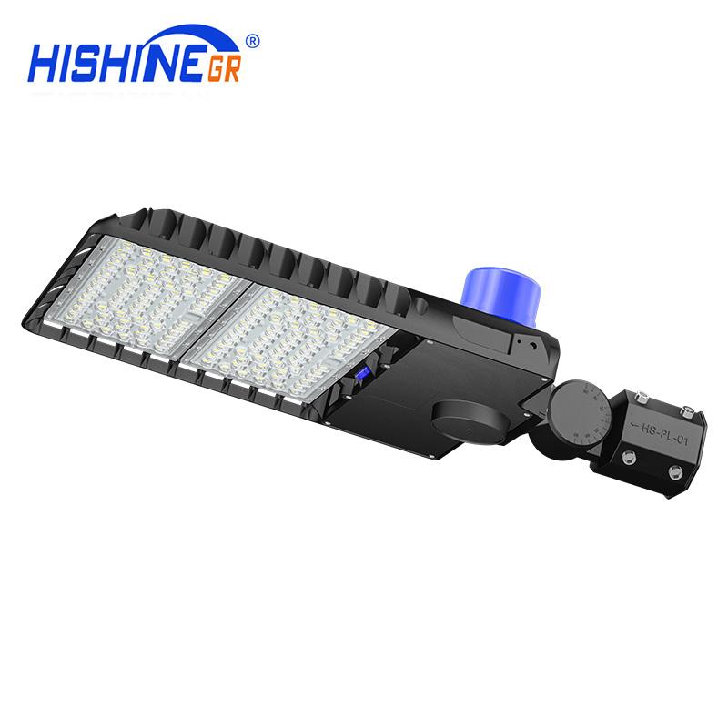 190LM/W Led shoebox light 200W 240W 280W