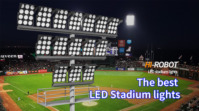 What Is The Best LED Stadium Lights?