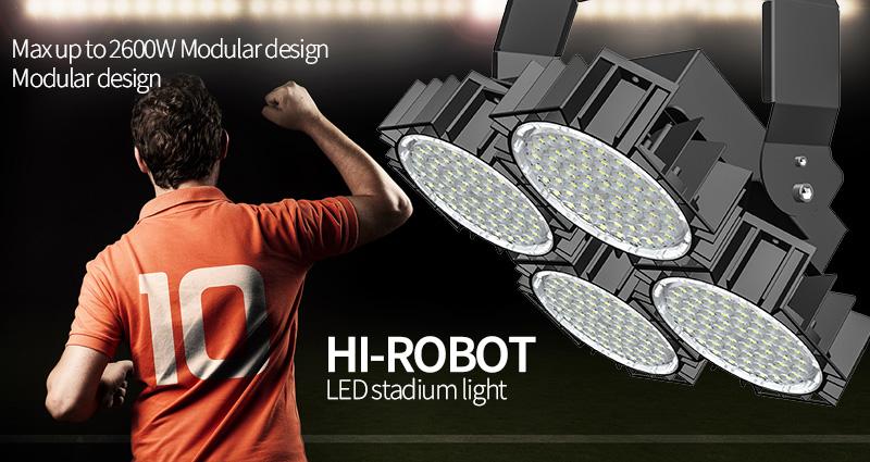 Hi-Robot LED stadium light 480W
