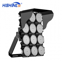 High power led flood light 1300w