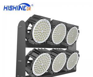 High power led flood light 720w