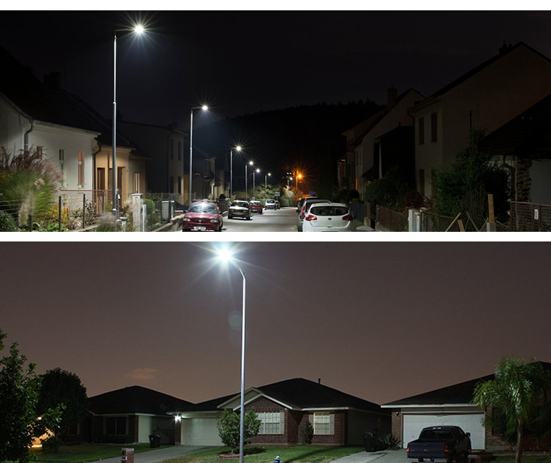 Hi-Slim LED Street Light Applications 2