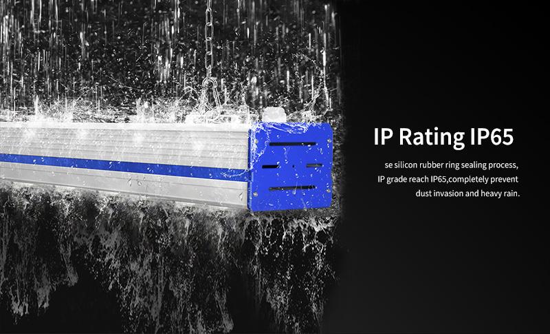 K1 LED Linear High Bya Light IP Rating IP65