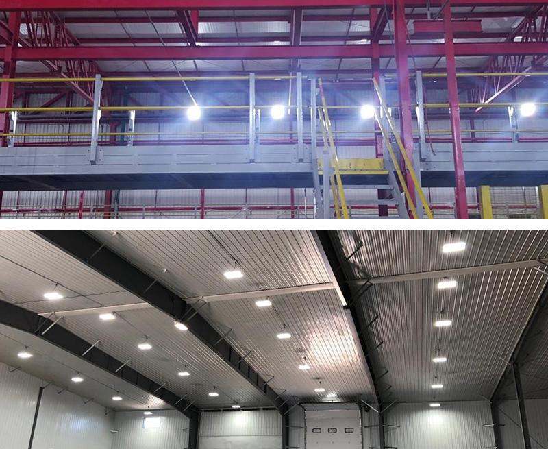 K1 LED UFO High Bay Light Applications 1