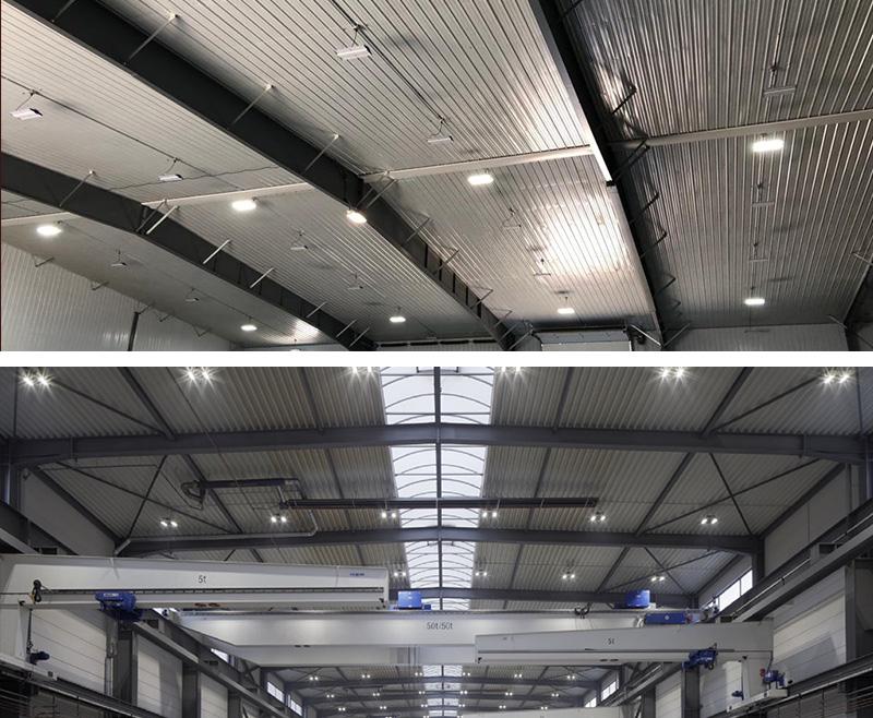 K2 LED Linear High Bay Light Applications 1