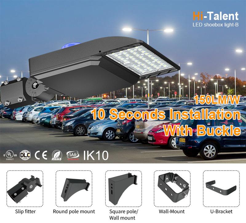Hi-Talent-LED-shoebox-light