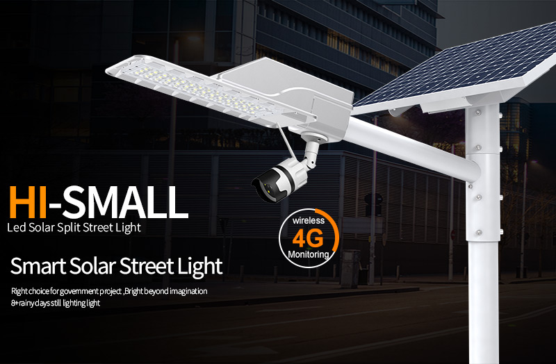 Hi-Small Led Solar Street Light