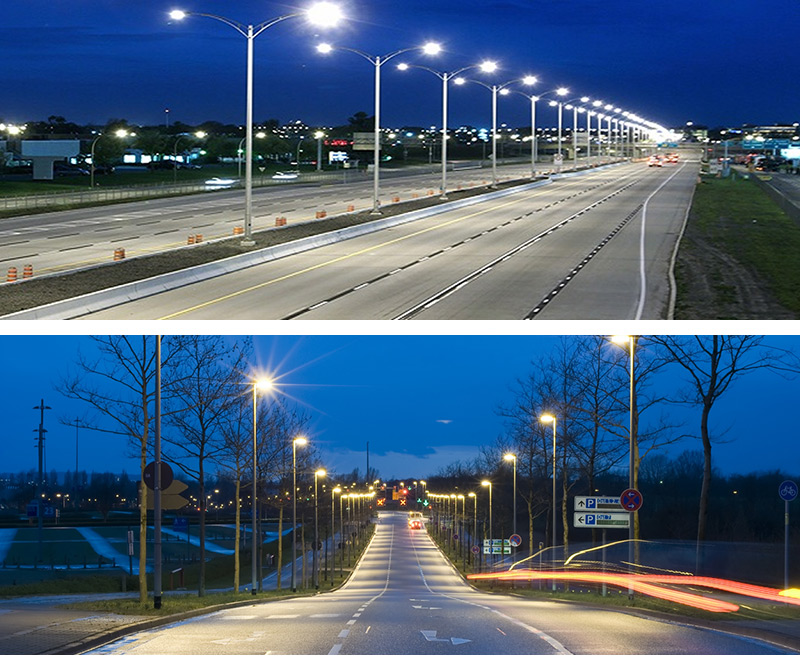 Hi-Small LED Street Light Applications