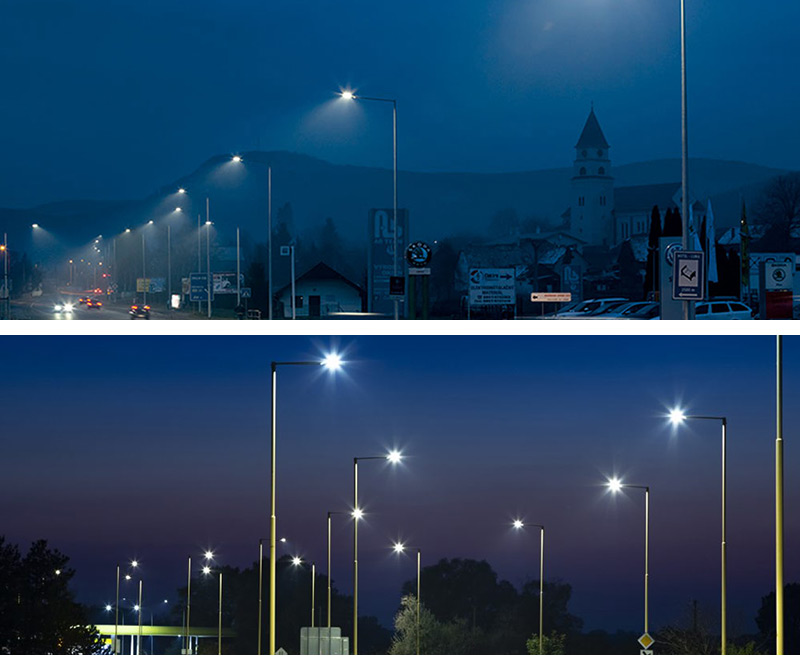 Hi-Small LED Street Light Applications 2