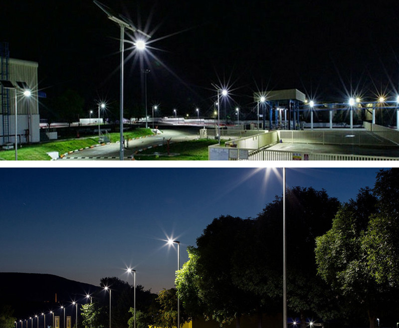 Hi-Small Led Solar Street Light Applications