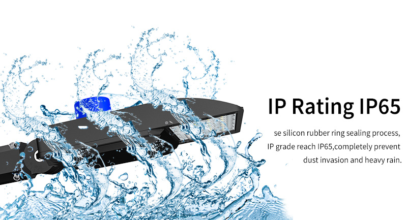 Hi-Talent LED shoebox light  IP Rating IP65