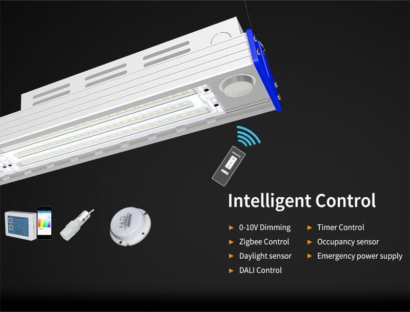 K4 LED Linear High Bya Light Intelligent Control