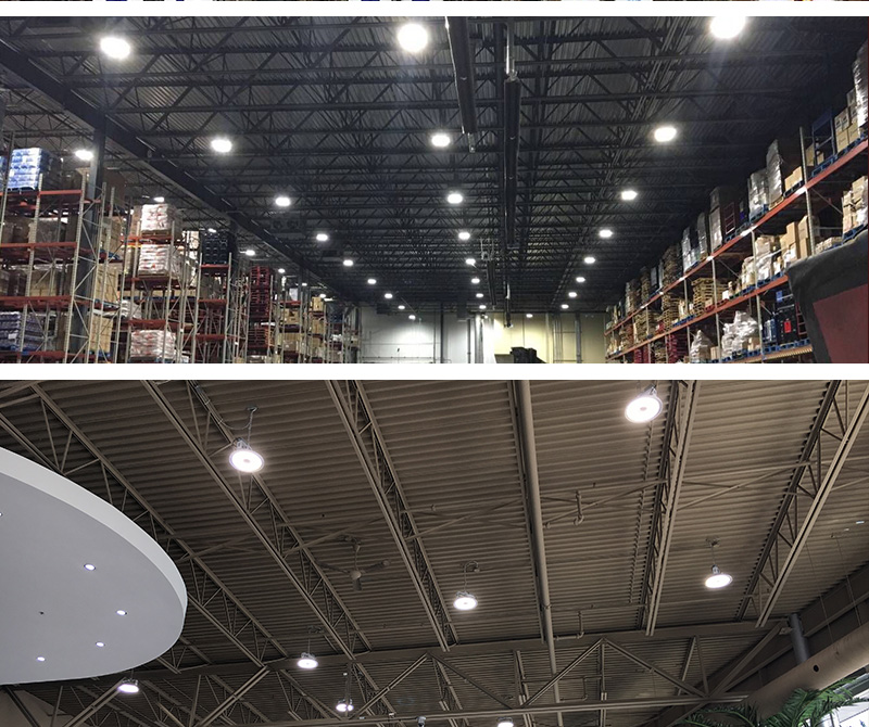 Hi-Smart H3 LED UFO High Bay Light Applications 2