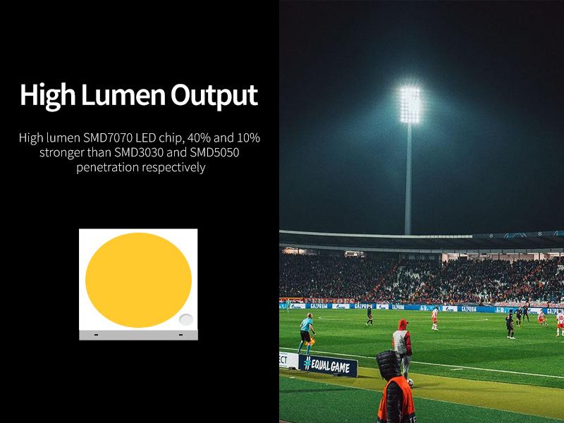 LED Racecourse Floodlight-Racecourse Lighting High light efficiency