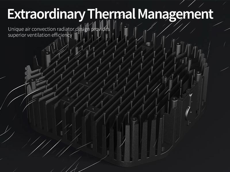 Hi-Shoot LED Stadium Light Extraordinary Thermal Management