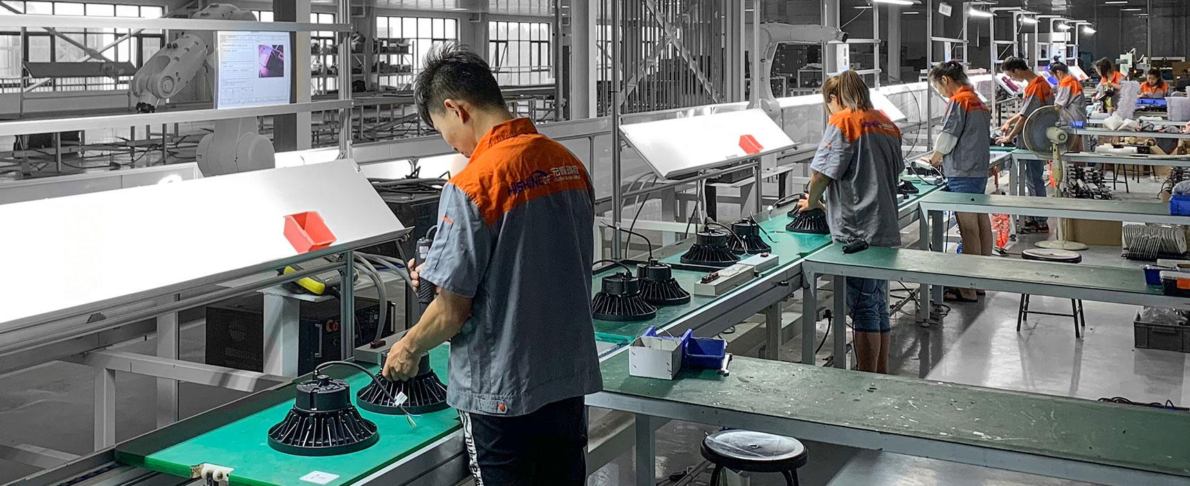 Automatic-production-line