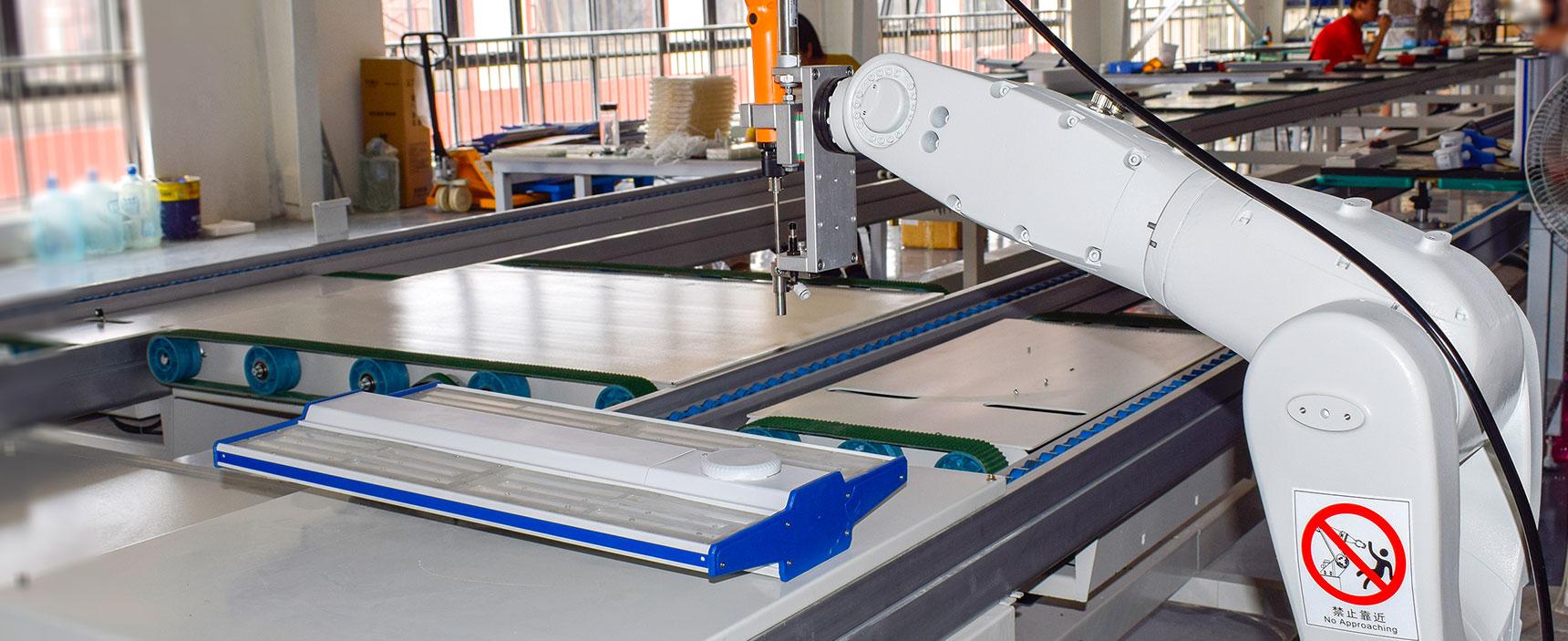 Automated-machinery