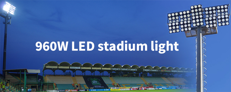 40pcs 960w led stadium light in Israel