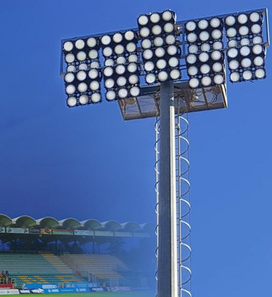 40PCS 960W LED STADIUM LIGHT IN ISRAEL