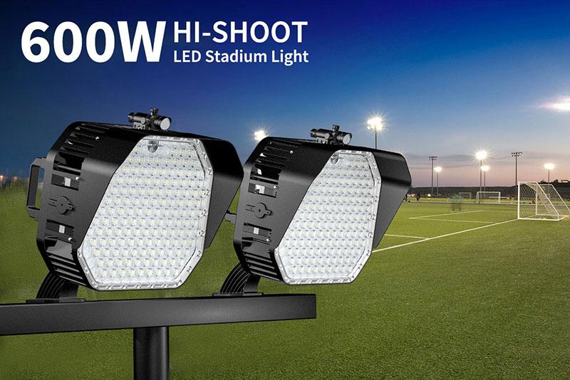 For your best lighting LED Stadium Lights