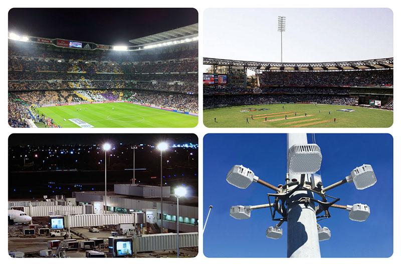 HI-SHOOT 600W LED Stadium LightApplication