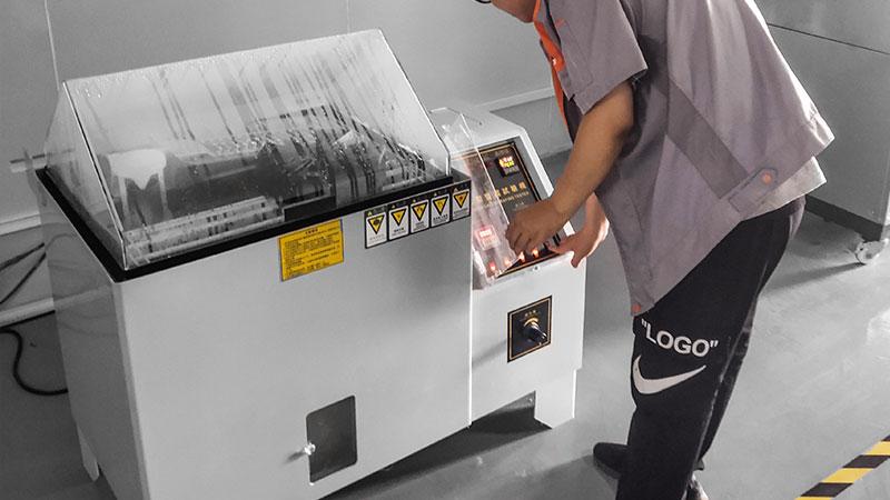 Precision Salt Spraying Tester