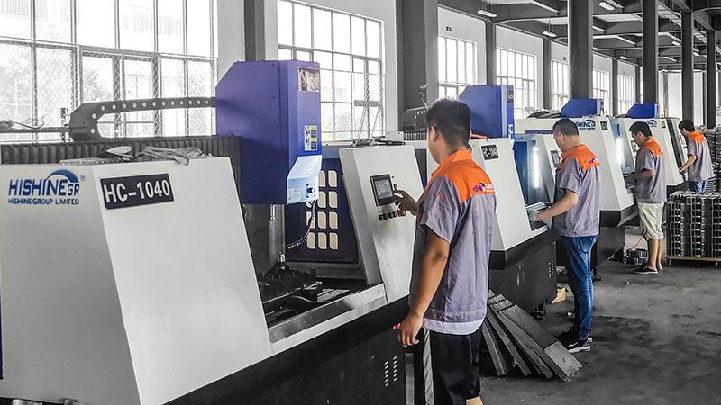 CNC drilling equipment