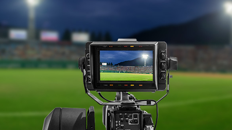 LED Football field light Support TV broadcast