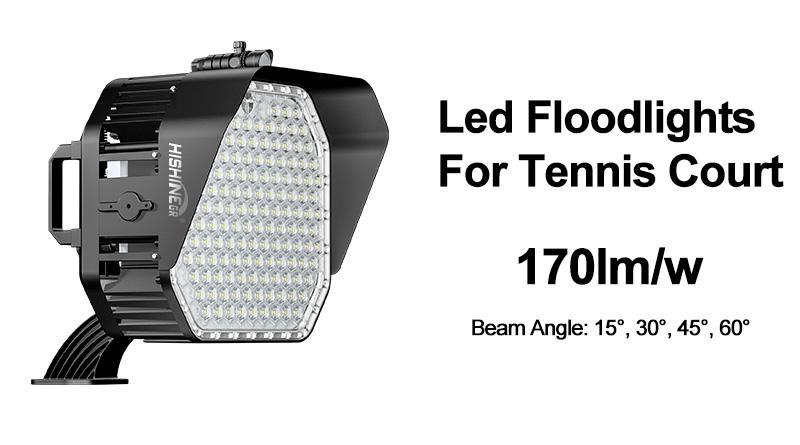 led tennis court light High luminous efficiency