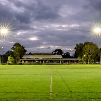 LED Rugby field light Uniform illumination