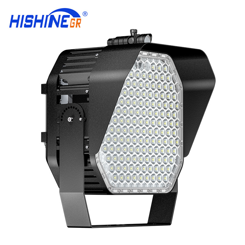 600W Arena Lighting System Sports Floodlight