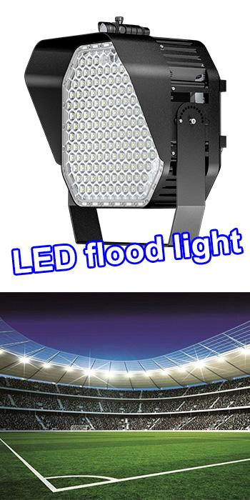 The best LED sports lamps for stadium lighting