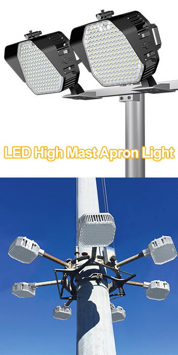 Airport lighting overview