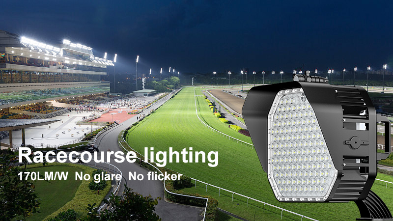 LED Racecourse Floodlight-Racecourse Lighting