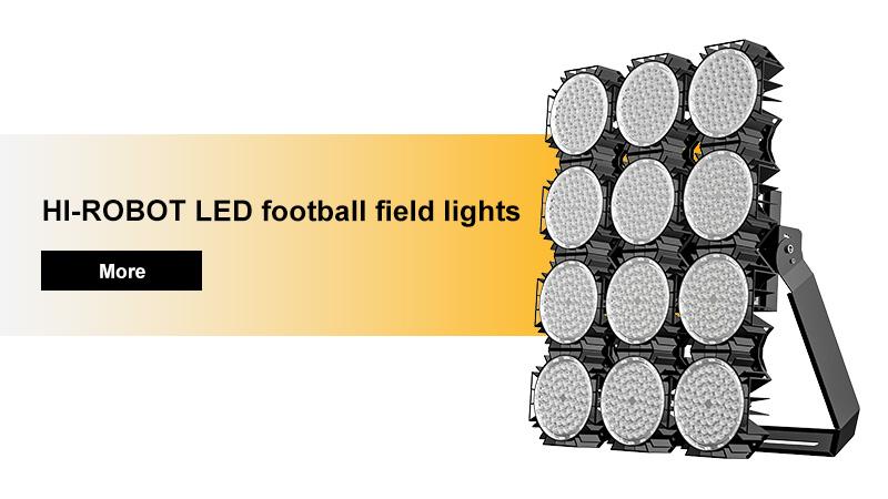 Hi-Robot series of LED stadium lights