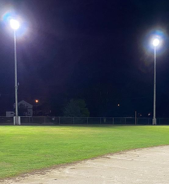 1300W football field project case-Algoma Sports Field,USA