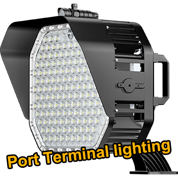 Port Terminal lighting High power