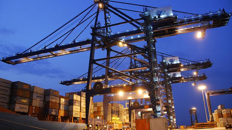 Port Terminal lighting Safe