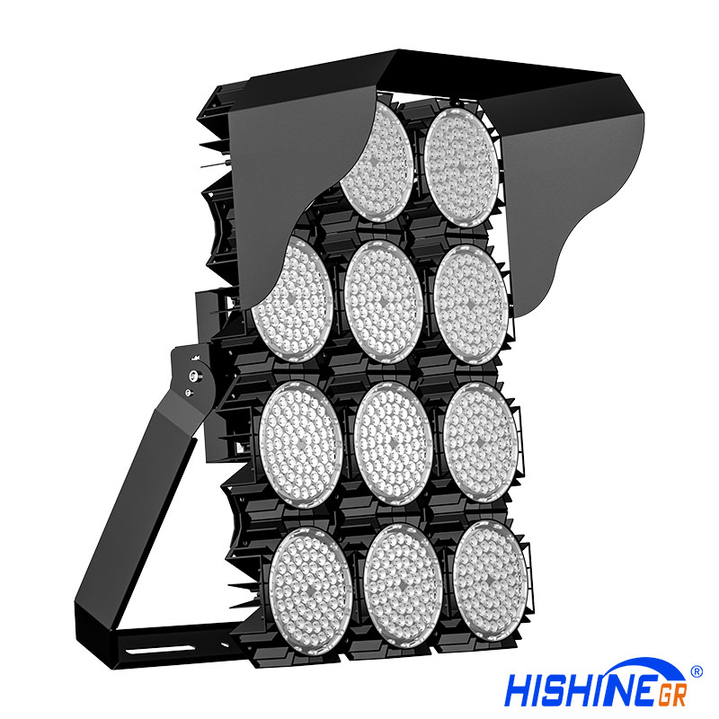 Hi-Robot HS-HM-120W~1300W-A LED High mast lights