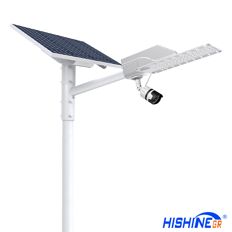 Hi-Small HS-ST30W~100W C series solar street led light