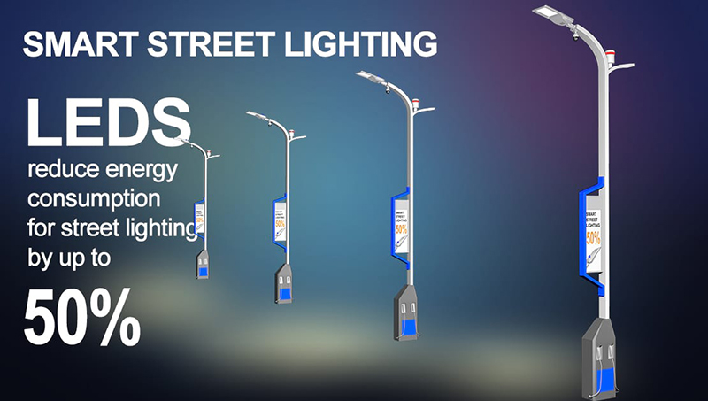 Smart street light technology