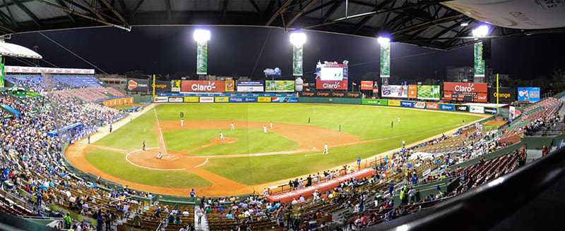Stadium & sports field