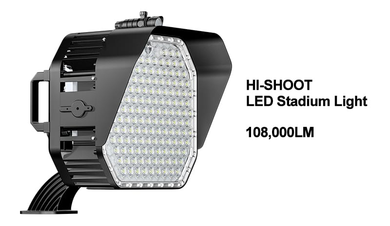 Hi-Shoot Led stadium light