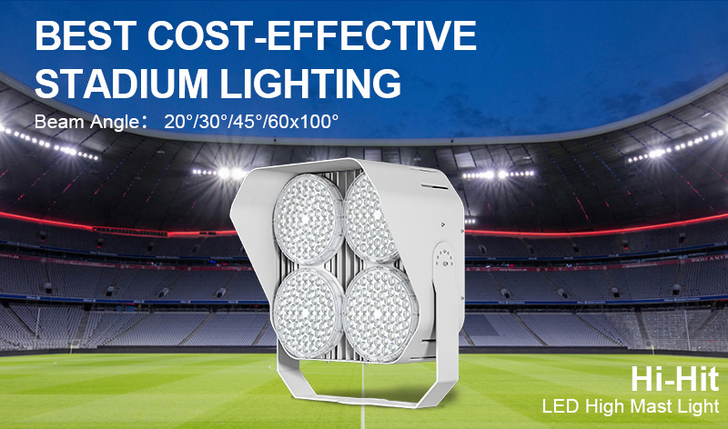 Hi-Hit LED High Mast Light