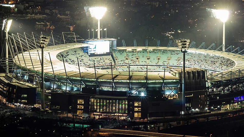 Several issues that need attention in stadium lighting design