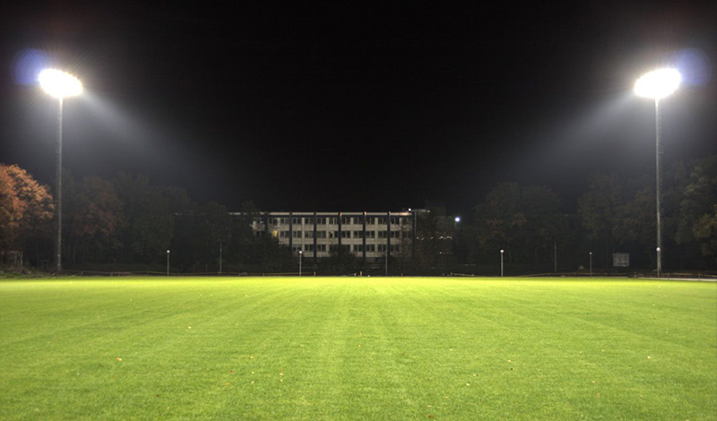 How stadium lights to reduce light pollution