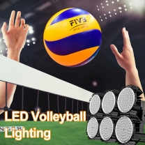 LED Volleyball Lighting