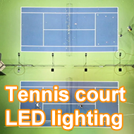 LED Tennis Court Light